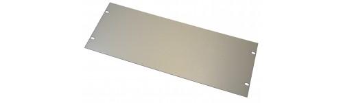 """19"""" aluminium 3mm blank panel"""