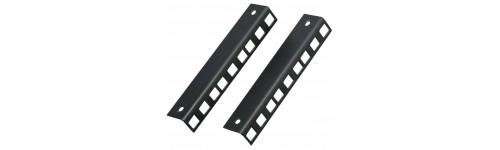 Single 19 inch Rack Strips